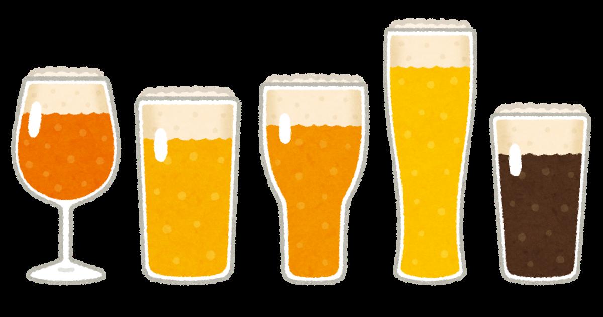 クラフトビール4種飲み比べプラン♪